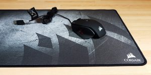 Corsair Gaming MM300, tappetino da mouse, tappetini da mouse, tappetino mouse, mouse, giocatore, computer, console