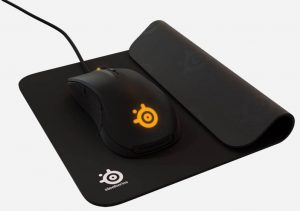 SteelSeries QcK Mini, mouse, tappetino da mouse, tappetini da mouse, computer, gamer, gamers